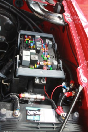 Dual Battery Setup on My Silverado for Camp Power – Andy