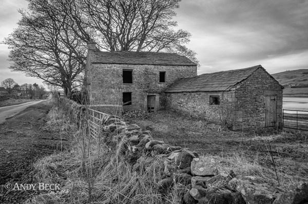 Abandoned farm, Teesdale