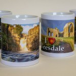 I Love Teesdale mugs