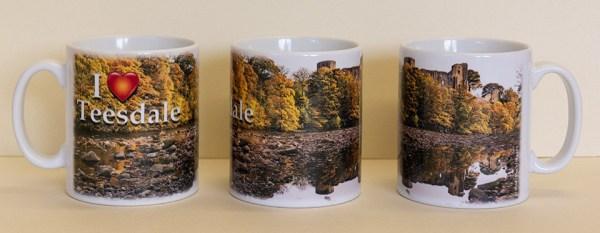Barnard Castle mug