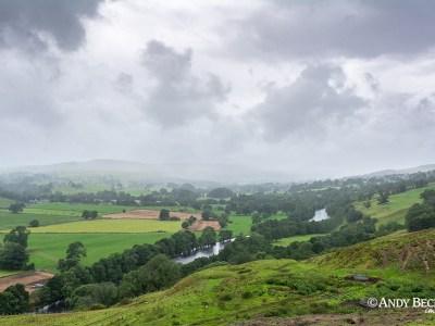 Rain at Whistle Crag