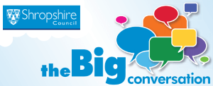 Will Shropshire Council's Big Conversation on cuts become the Big Con?