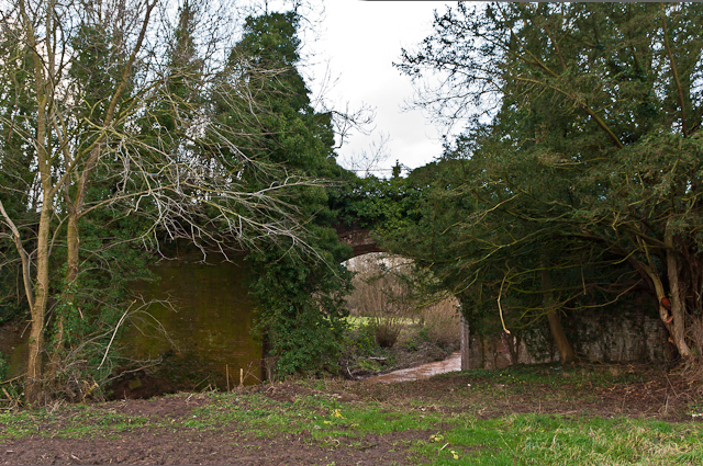 Another historic bridge hit by a vehicle, this time Ledwyche Bridge – any witnesses?