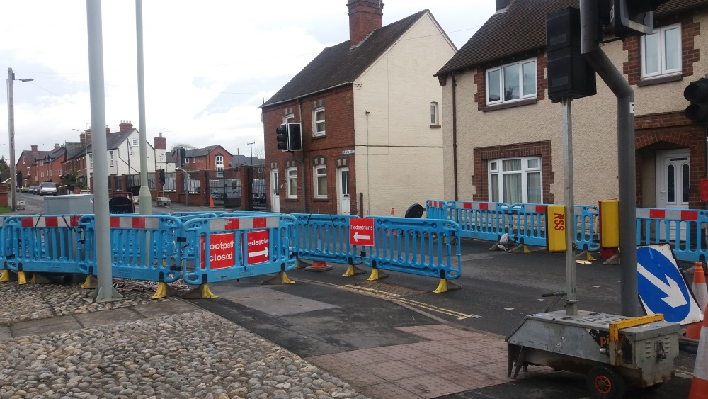 Update on roadworks at top of Station Drive – a response from Western Power