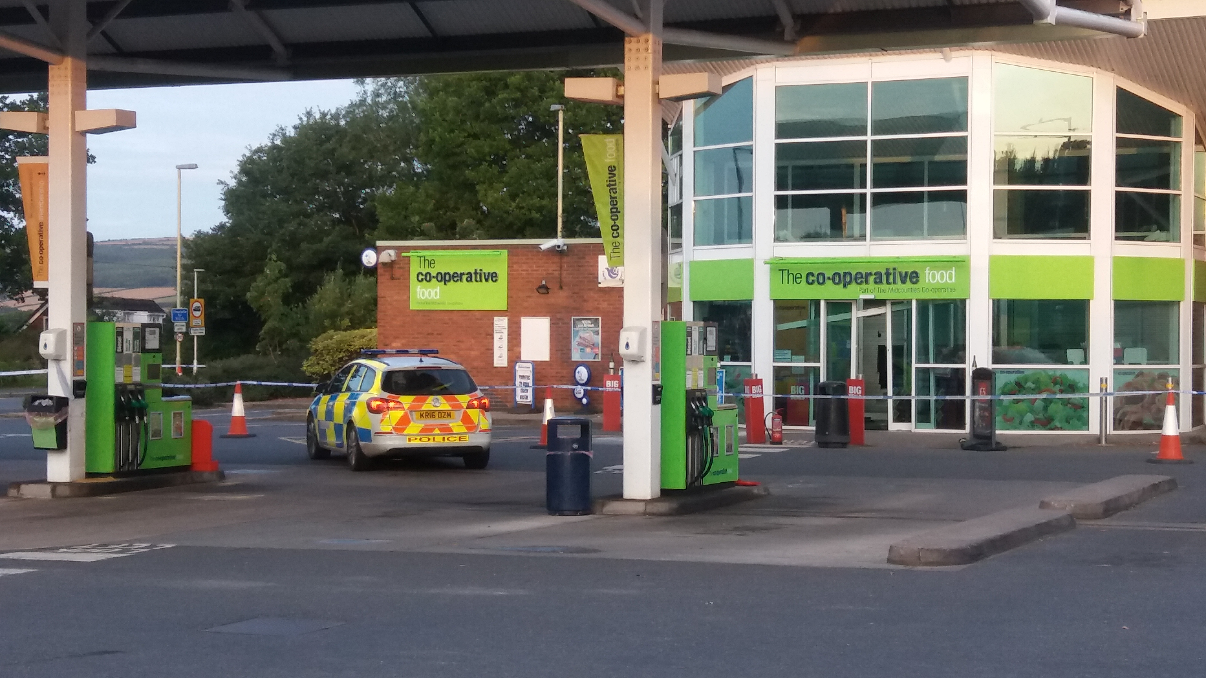 Environment Agency okays underground tanks for new Ludlow petrol filling station