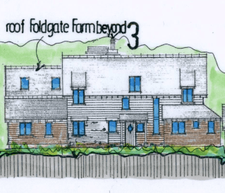 New housing application for Foldgate Lane – it's going to be controversial