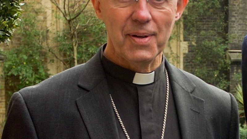 Visit of the Archbishop of Canterbury to Ludlow 15 October – come early and expect delays getting into and across the town centre