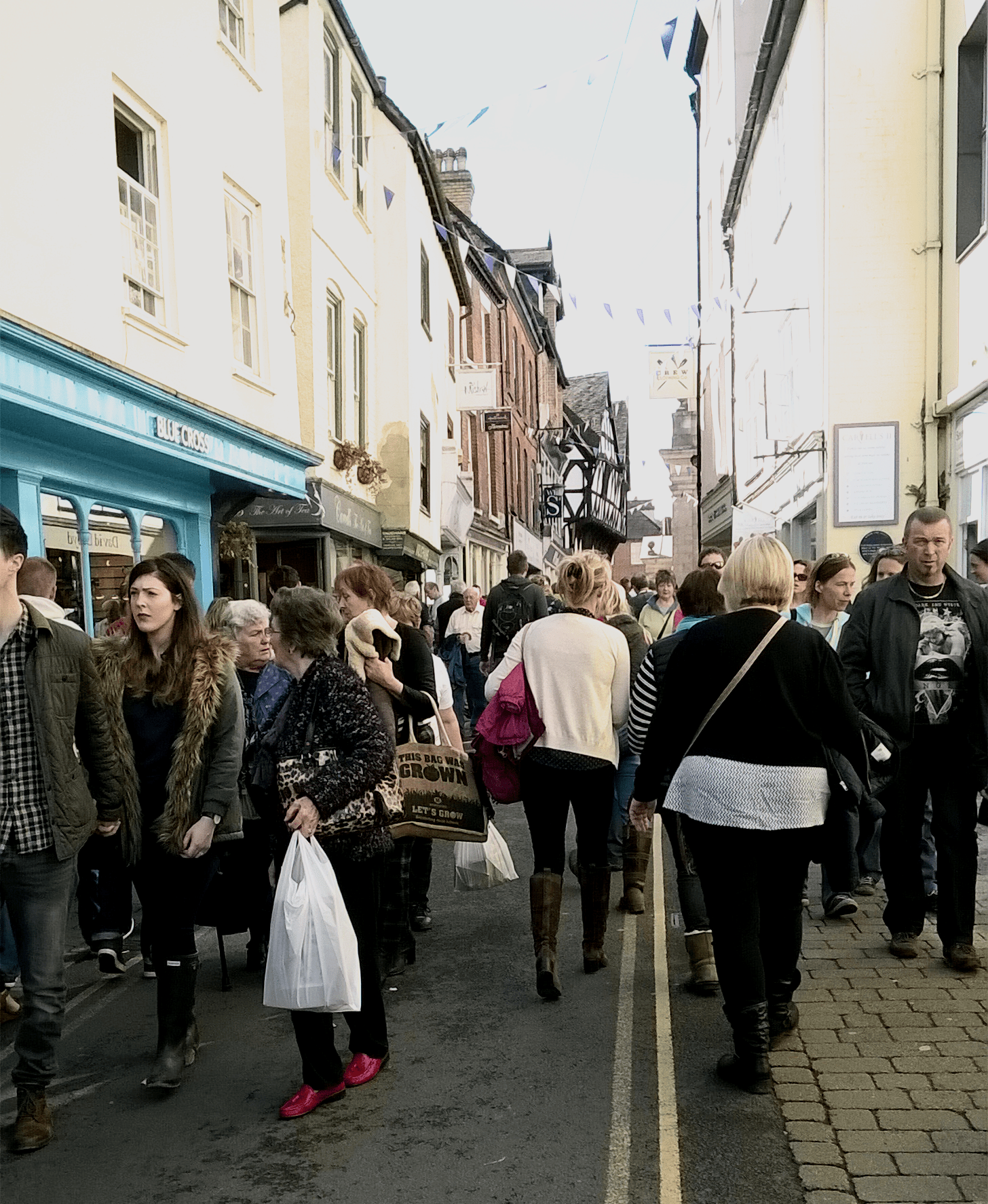 Covid Watch 54: Ludlow Town Council backs a trial closure of King Street and High Street on Fridays and Saturdays