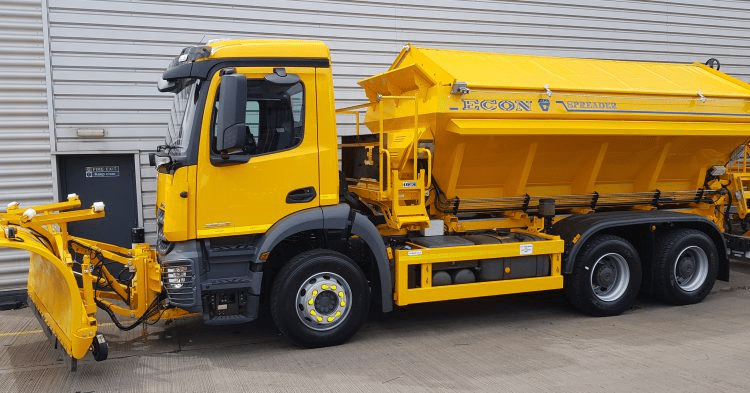 Update on Highways Winter Maintenance from Shropshire Council