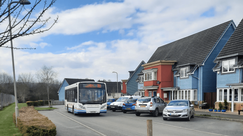 Covid Watch 140: Ludlow town buses back to normal from Thursday 1 April when vax shuttle ends