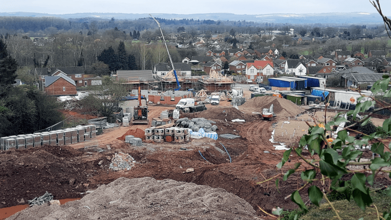 We are losing trees and biodiversity in and around Ludlow (2) – Fishmore Quarry