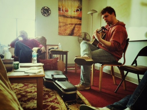 Andy Bondurant on songs about God's holiness in Shawnee Kansas