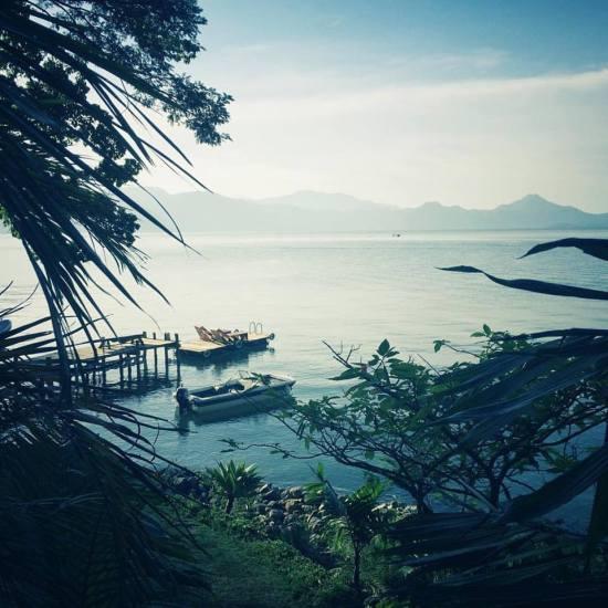 The Resort La Fortuna in Guatemala on Lake Atitlan