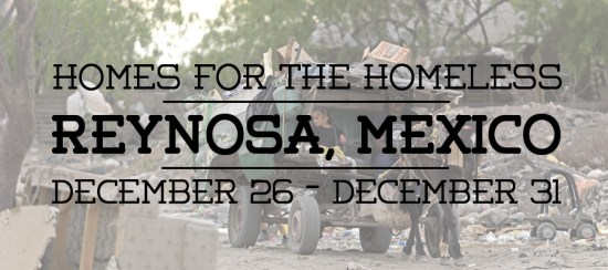 Homes for the Homeless trip with Strategic Alliance in Mexico - worship