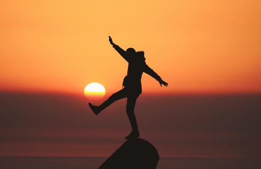 Life balance is impossible. Intentional living is the key.