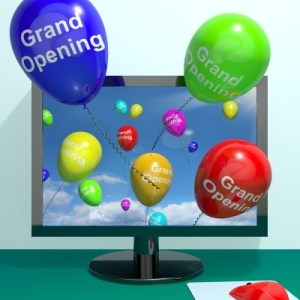 Our Grand Opening