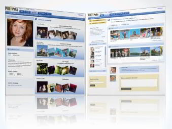 Pix 'n' PaLs pages sample
