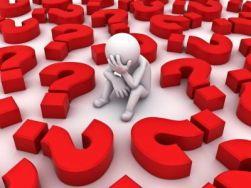 Man & Questions