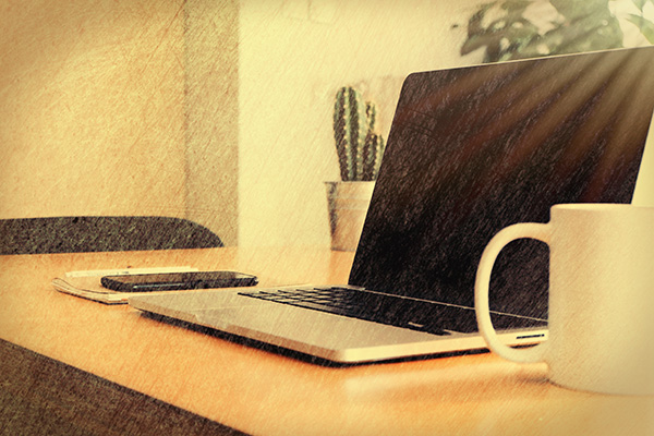 Mac Laptop - on Frugal Guidance 2