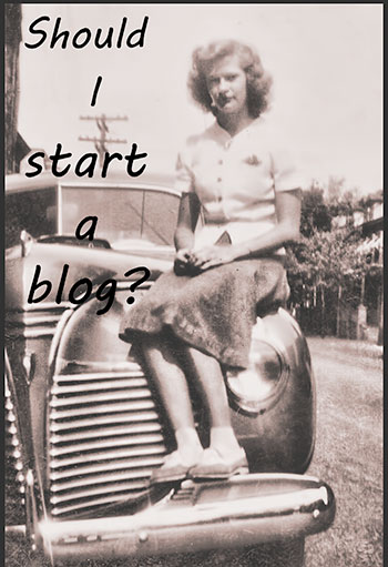 Should I blog? - Frugal Guidance 2
