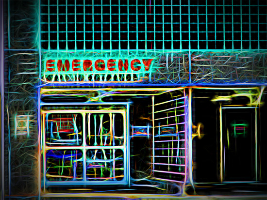 Photo of Emergency Entrance