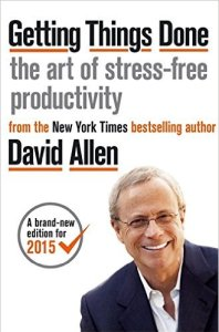 Getting Things Done by David Allen (new edition)