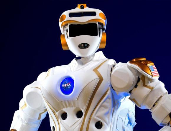 A NASA robot - AI and Jobs