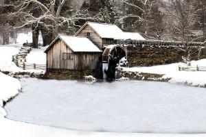 mill pond singing ice