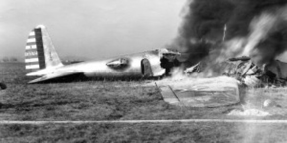 B-17 crashed plane not for this