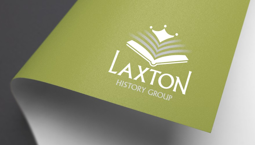 Laxton History Group Logo & Visual Identity Design