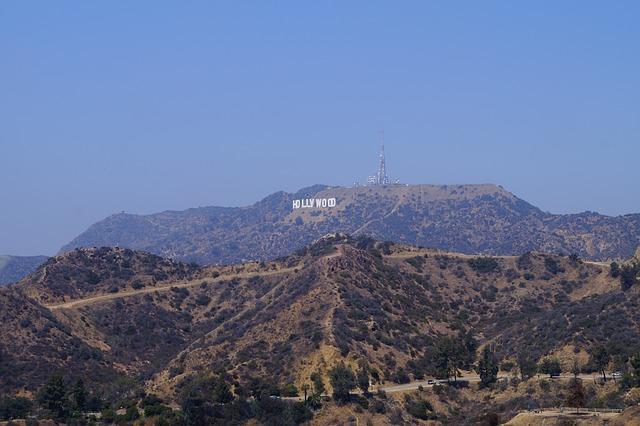 Los Angeles Usa Westcoast Hollywood