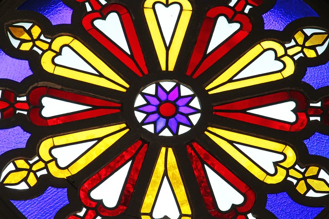 Church Window Stained Glass Church
