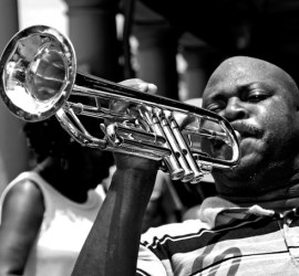 New Orleans blues photography