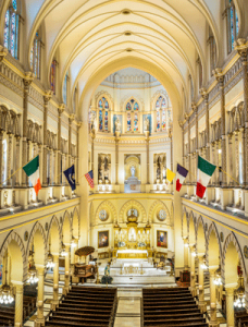 Immaculate Conception Jesuit Church photography