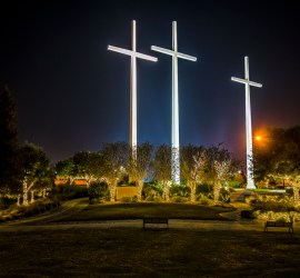 Baton Rouge crosses
