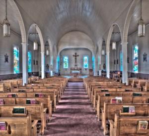St. Augustine Catholic Church, Melrose, Louisiana