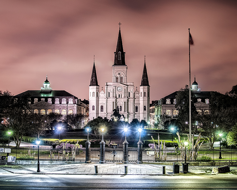 New Orleans French Quarter photography