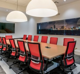 Latter & Blum interior design artwork