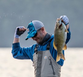 Bassmaster Elite Series St. Lawrence River Matt Lee