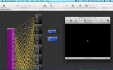 MIDI input to output