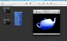 Ray-traced 3D object