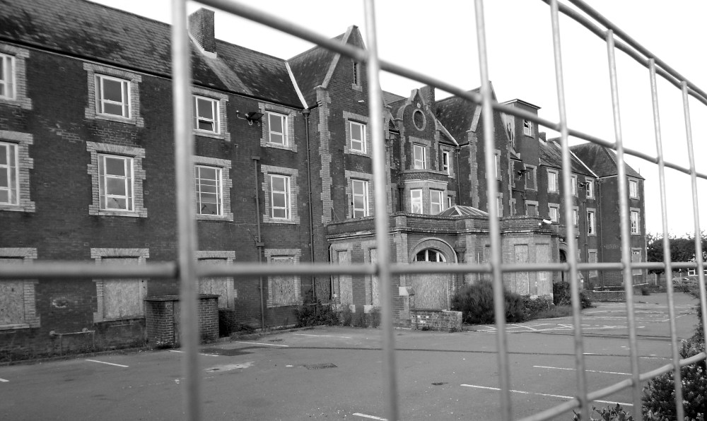 South Stoneham Workhouse West End Southampton (Moorgreen Hospital) (3/5)