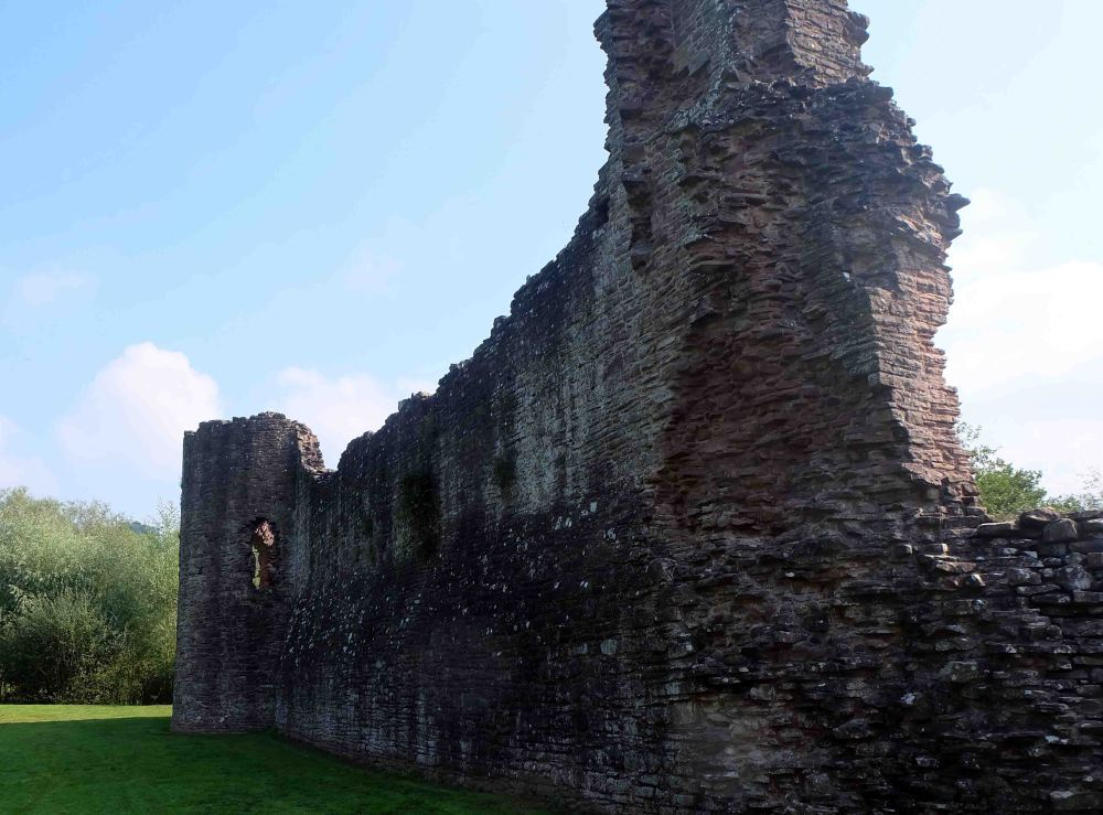 Castles not far from Monmouth (6/6)