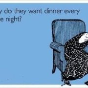 why-do-they-want-dinner