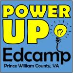 Power Up Edcamp Logo Square
