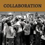 collaboration button