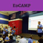 EdCamp Button