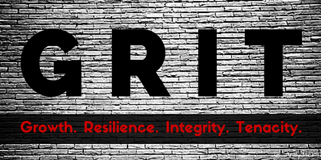 Our Students Need Grit