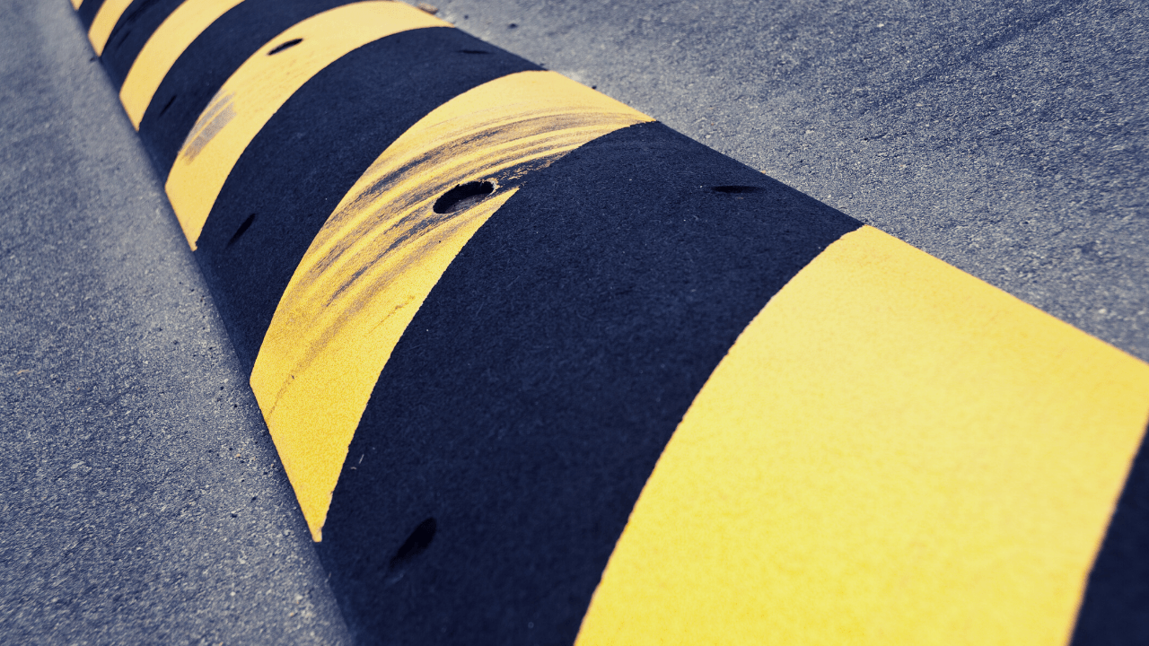 Don't Let Your Speed Bumps Turn Into Stop Lights