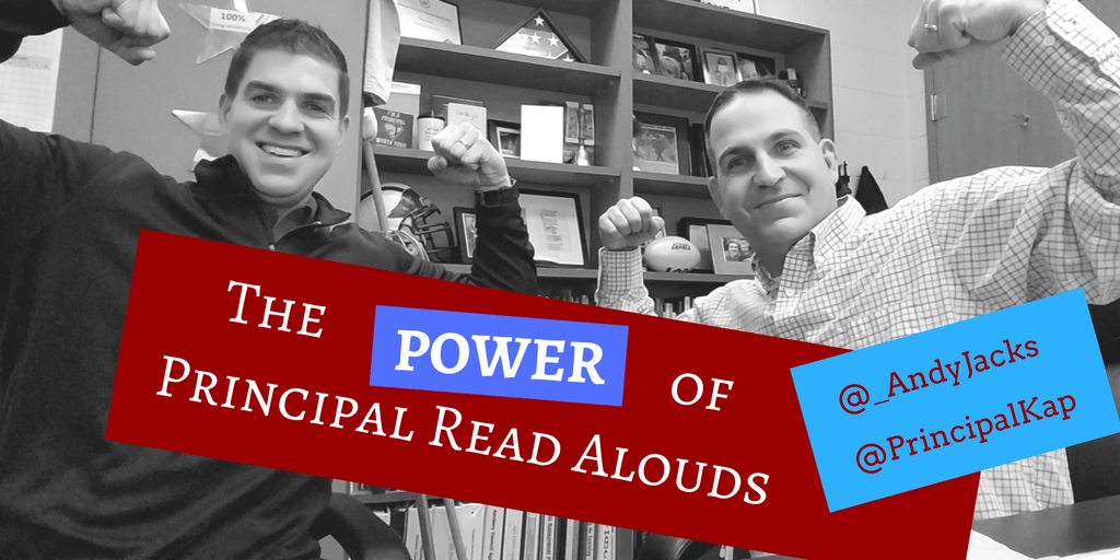 The Power of Principal Read Alouds